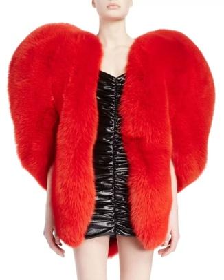 saint-laurent-heart-shaped-fur-cape