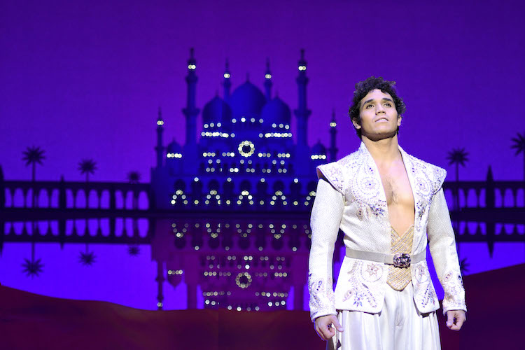 Review aladdin at the hollywood pantages is spectacular indulge