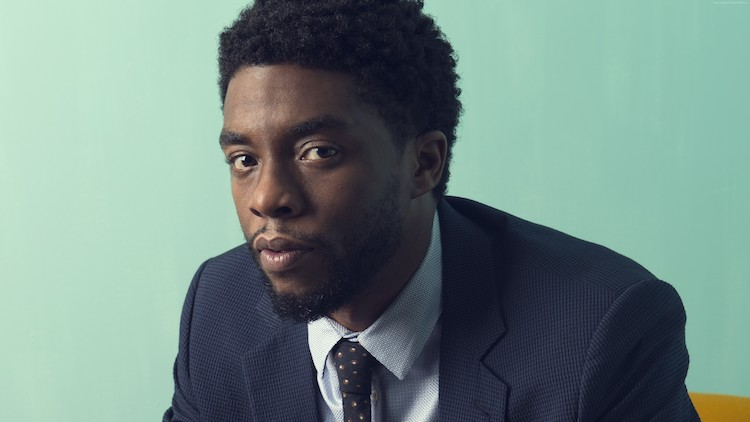 Image result for black panther boseman interview