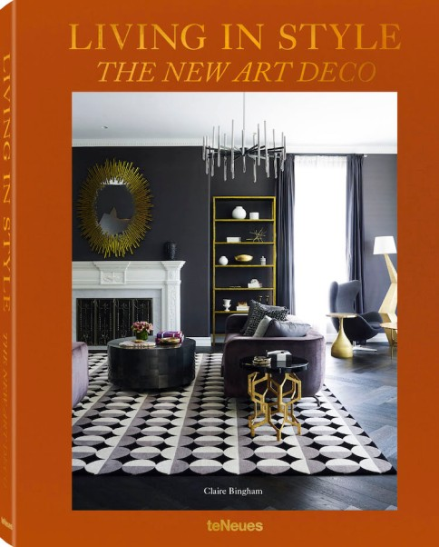 © Living in Style - The New Art Deco by Claire Bingham, published by teNeues, $ 65,www.teneues.com, Design © Greg Natale, Photo © Anson Smart