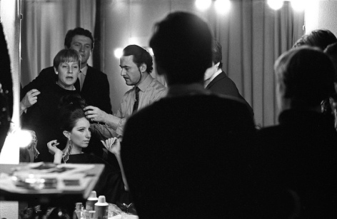 Becoming Barbra (Rizzoli) by Bill Eppridge