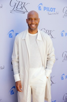 BEVERLY HILLS, CA - SEPTEMBER 15: Karamo Brown attends Pilot Pen & GBK Celebration Lounge - Day 2 at LÕErmitage on September 15, 2018 in Beverly Hills, California (Photo by Rebecca Sapp/Getty Images for GBK Productions)
