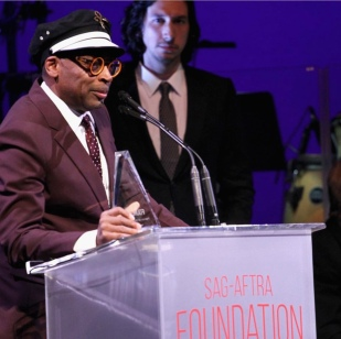 Spike Lee at the SAG-AFTRA Foundation Patron of the Artists Awards