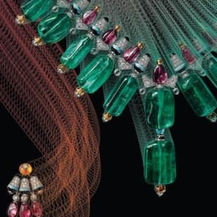 Coloratura: High Jewelry and Precious Objects by Cartier by Francois Chaille (Flammarion)