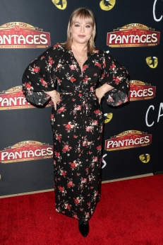 Amanda Fuller attends 'Cats' opening night, Pantages Theatre, Los Angeles, USA