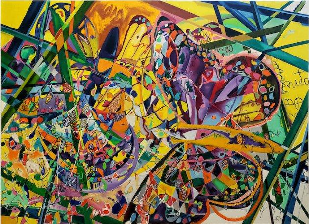 Butterfly Effect by Raymond J. Barry