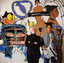 Tseng Kwong Chi, Basquiat, Warhol
