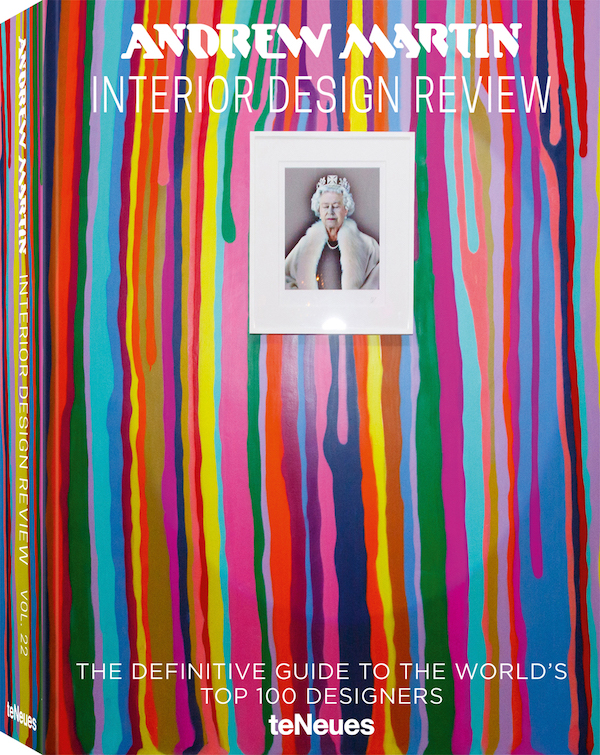 © Andrew Martin Interior Design Review Vol. 22, published by teNeues, $ 75, www.teneues.com