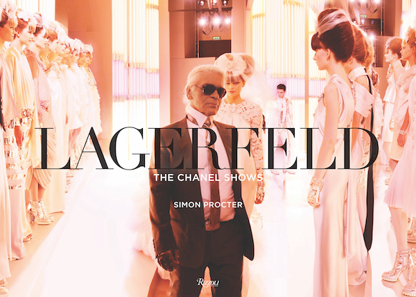 Lagerfeld The Chanel Shows (Rizzoli)