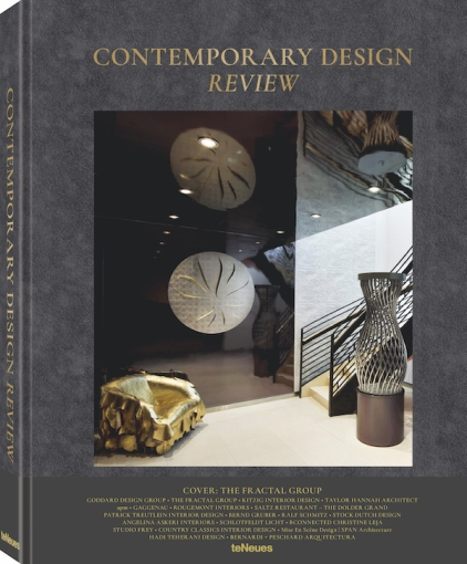 © Contemporary Design Review edited by Cindi Cook, published by teNeues, $ 95, www.teneues.com
