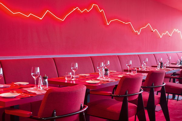 Saltz Restaurant – The Dolder Grand, Zurich, Switzerland Photo © Nico Schaerer