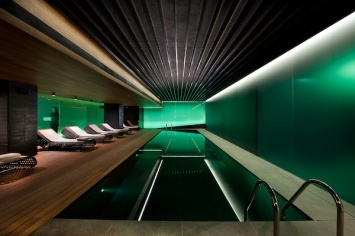 The Spa at Mandarin Oriental Barcelona