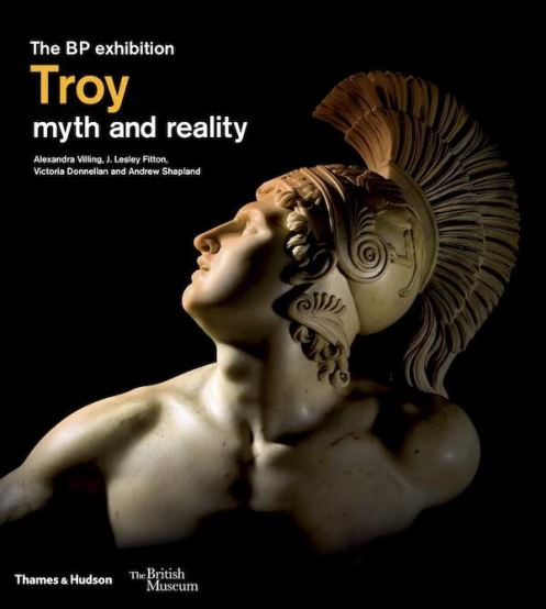 TROY Myth and Reality By Alexandra Villing et al. (Thames & Hudson)