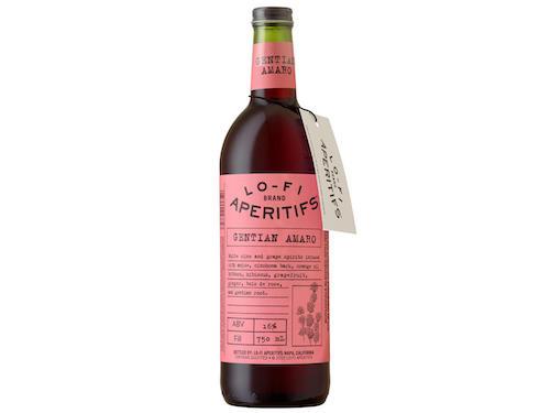 LO-FI BRAND APERITIFS Gentian Amaro