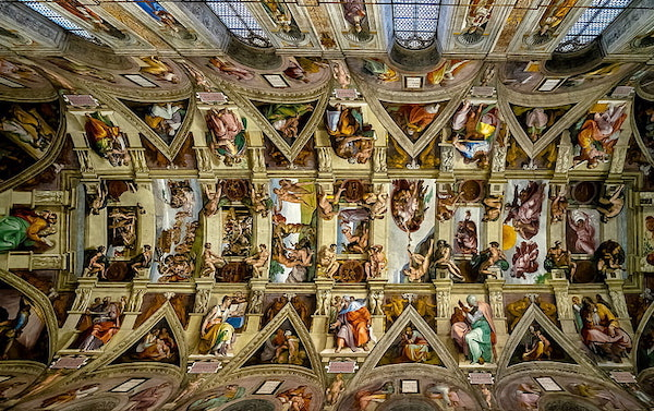 the-ceiling-michelangelo-the-vatican-the-sistine-chapel-wallpaper-preview