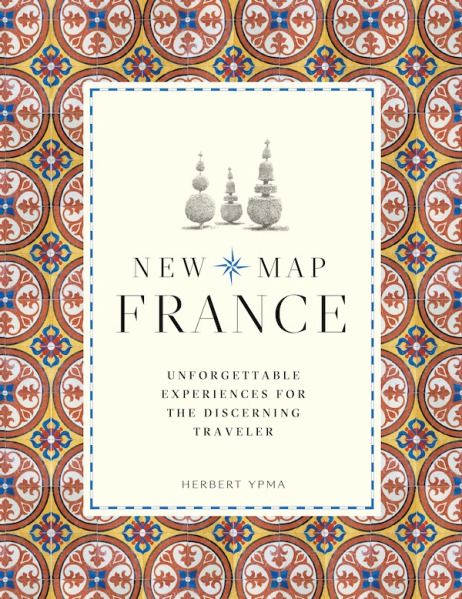 New Map France By Herbert Ypma (Thames & Hudson)